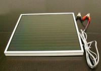 Solární panel (i pro nabíjení aku 12V) - 4Wp/13-22V (250mA)