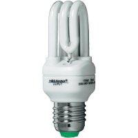 Úsporná žárovka trubková Megaman Liliput E27, 11 W, studená bílá