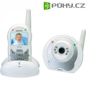 Dětská chůvička s kamerou Switel, BCF805, 100 m, 2,4 GHz