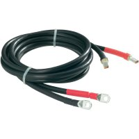Připojovací kabel Voltcraft, 2 m/35 mm², pro NPI-2000 W-Typen, SWD-1200/12, SWD-2000