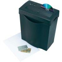 Skartovačka pro dokumenty/CD, příčný řez, 6 listů