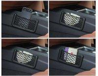 Univerzální samolepící přihrádka do auta