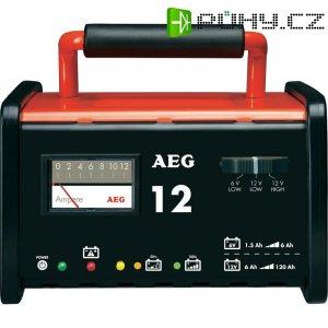 Nabíječka autobaterií AEG WM 12, 2AEG97009, 14,7/28,7 A, 6/12 V