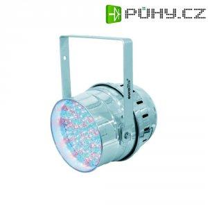 LED reflektor Eurolite PAR-64, 51916400, 27 W, barevná