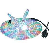 Světelná hadice s LED GEV, 6 m, barevná