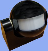 Pohybový spínač (PIR) W180 (černá)
