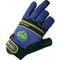 Pracovní rukavice CLARINOR, se zkrácenými třemi prsty, velikost M (8)