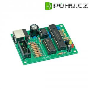 10-bitový datový systém USB - hotový výrobek