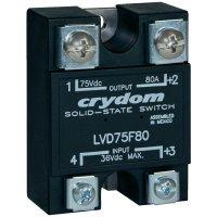 LVD nízkonapěťové relé polovodičové Crydom LVD75D100, 100 A