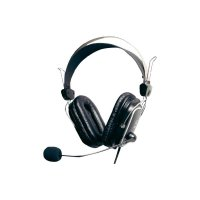 Sluchátka Komfort Headset A4-Tech HS-50