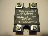 Bezkontaktní relé CRYDOM CSD2425 použité