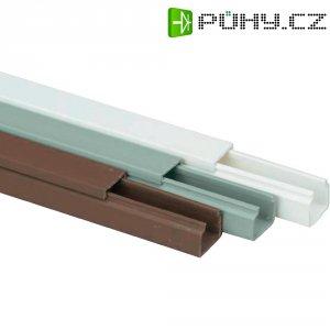 Elektroinstalační lišta Heidemann, 09939, 15x15 mm, 2 m, bílá