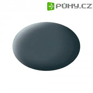 Airbrush barva Revell Aqua Color, 18 ml, šedá matná