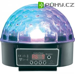 LED efektový reflektor Renkforce, TE-001, 18 W, multicolour