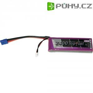Akupack Li-Pol (modelářství) Hacker 22400231, 7.4 V, 2400 mAh