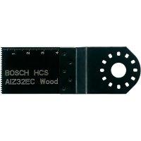 Ponorný pilový list Bosch, 2608661637, 40 x 32 mm, dřevo