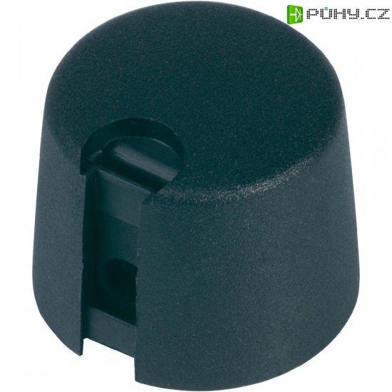 Otočný knoflík OKW, Ø 31 mm x V 16 mm, 6 mm, černá - Kliknutím na obrázek zavřete