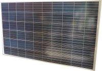 Fotovoltaický solární panel 24V/250W polykrystalický