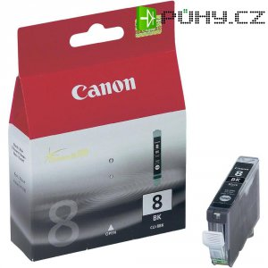 Cartridge Canon CLI-8BK, 0620B001, černá