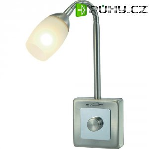 Lampička do zásuvky Bianco, 19 W, G9, chrom