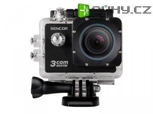 Kamera akční SENCOR 3CAM 4K01W Outdoor