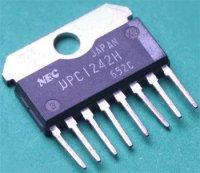 uPC1242H - nf zesilovač 7W