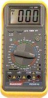 Multimetr RE6810 RANGE, vadný, neznámá závada, bez kabelů