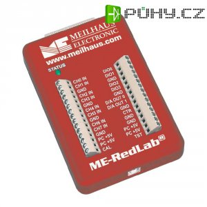USB programovací modul Meilhaus Electronic Redlab 1008