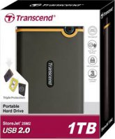 "Externí disk TRANSCEND HDD STOREJET, 1TB, 2,5\"""