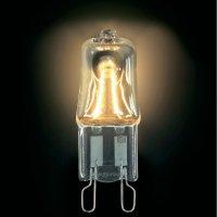 Halogenová žárovka Sygonix, G9, 28 W, stmívatelná, teplá bílá