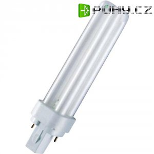 Usporná zářivka Osram, 18 W, G24d-2, 153 mm, teplá bílá