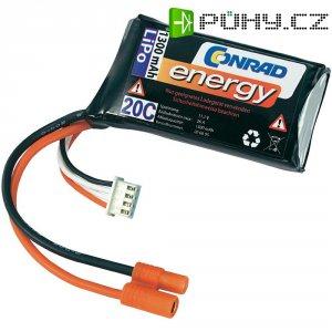 Akupack Li-Pol (modelářství) 11.1 V 1300 mAh 20 C Conrad energy 3.5 mm