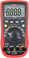 Multimetr RE209D RANGE - automat, TRUE RMS