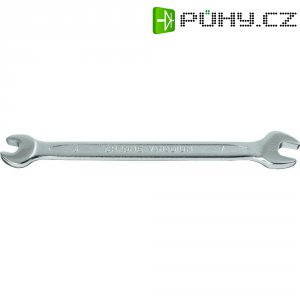 Dvojitý plochý klíč TOOLCRAFT 820847, 20 x 22 mm