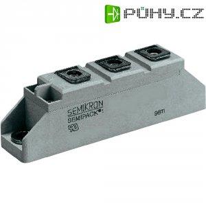 Diodový usměrňovač Semikron SKKD81/16, U(RRM) 1600 V, I(F) 82 A, Semipack1