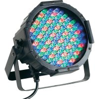 DMX LED reflektor Mc Crypt DL-LED107S, barevná