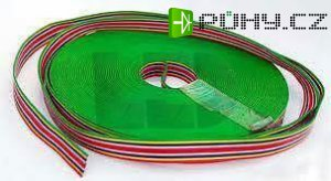 Kabel plochý PNLY 7x0,15mm2