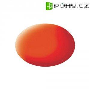 Airbrush barva Revell Aqua Color, 18 ml, světle oranžová lesklá