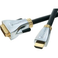 Spojovací kabel HDMI/DVI-D PROWIRE 10 m