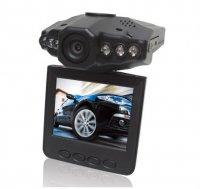 Kamera do auta s IR přisvícením