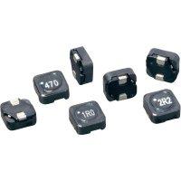 SMD tlumivka Würth Elektronik PD 744778610, 10 µH, 2,1 A, 6050