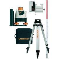 Sada rotačního laseru BeamControl-Master, Laserliner 026.04.00A