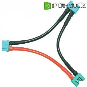 Y kabel sériový Modelcraft, 150 mm, 4 mm²