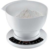 Analogová kuchyňská váha Soehnle Culina Pro, 65054, bílá
