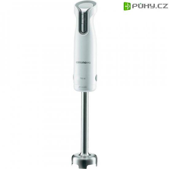 Tyčový mixér Grundig BL 6280w, 700 W, bílá, nerezová ocel - Kliknutím na obrázek zavřete