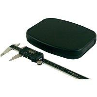 Univerzální pouzdro ABS Hammond Electronics, (d x š x v) 170 x 135 x 27 mm, černá