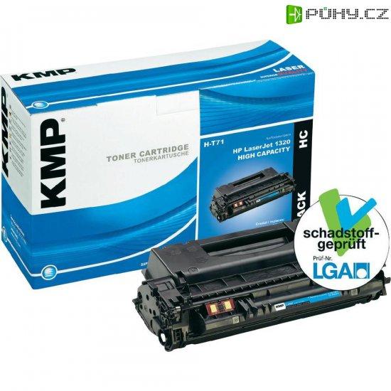Toner KMP pro HP Q5949X černý - Kliknutím na obrázek zavřete
