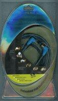 Kabel HDMI(A)-HDMI(A) úhlový, 1,5m kabel 7mm, DOPRODEJ
