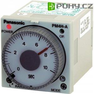 Multifunkční časové relé PM4H Panasonic PM4HAH24J, 5 A 250 V/AC , 10 VA