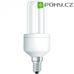 Úsporná žárovka trubková Osram Star, E14, 11 W, teplá bílá